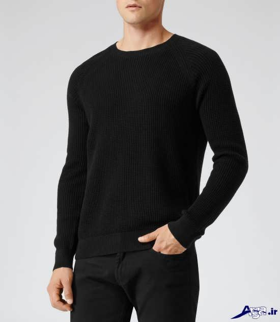 مدل ژاکت بافتنی مردانه در طرح های زیبا