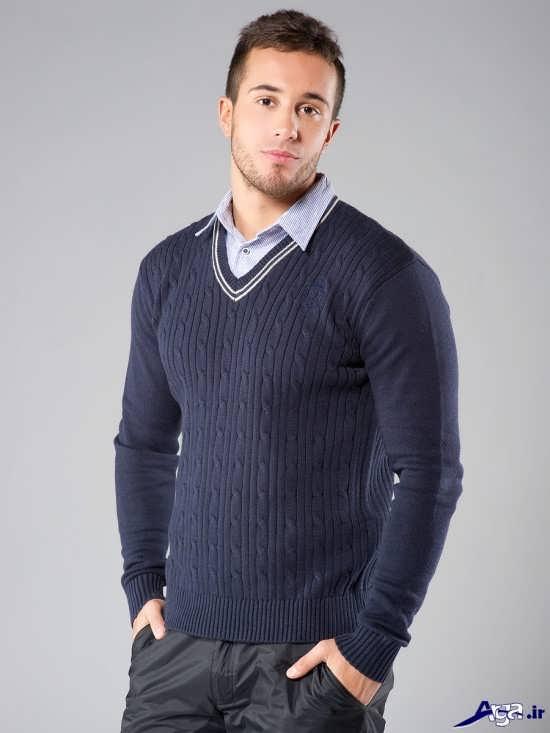 مدل لباس های بافتنی مردانه زیبا و جذاب