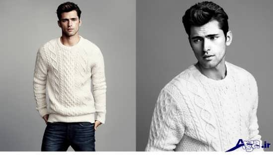 مدل ژاکت بافتنی مردانه در طرح های بسیار زیبا و جذاب