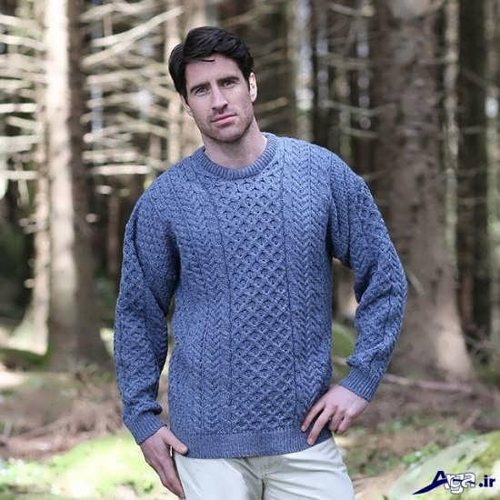 لباس های بافتنی مردانه بسیار زیبا