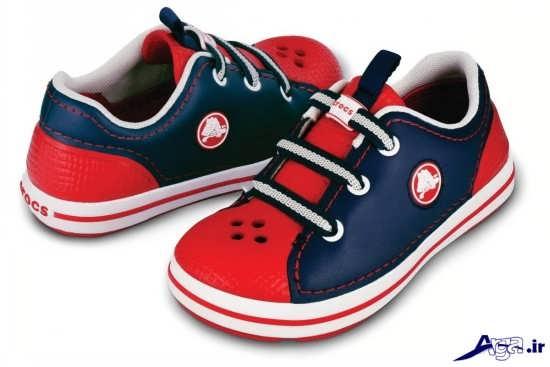 انواع مدل های کفش اسپرت پسرانه