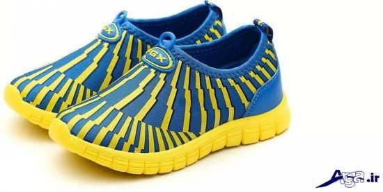 انواع کفش اسپرت پسرانه