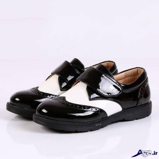 کفش مجلسی پسرانه بچگانه