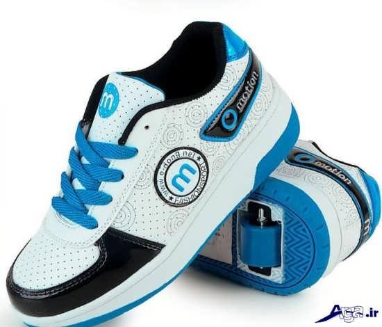 مدل های زیبای کفش اسپرت پسرانه