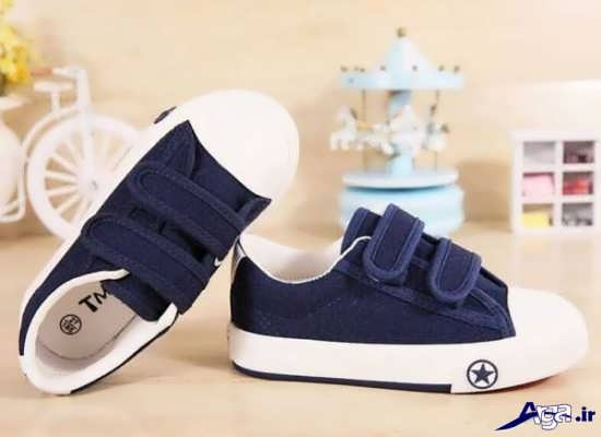 مدل کفش پسرانه بچه گانه بسیار زیبا و جذاب