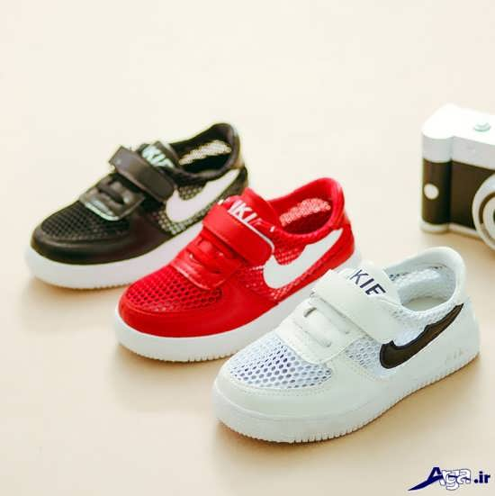 شیک ترین مدل کفش های بچگانه پسرانه