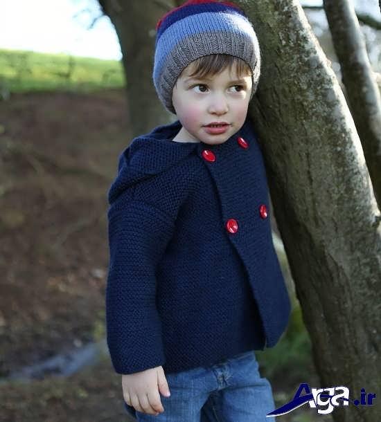 لباس بافتنی بچگانه پسرانه