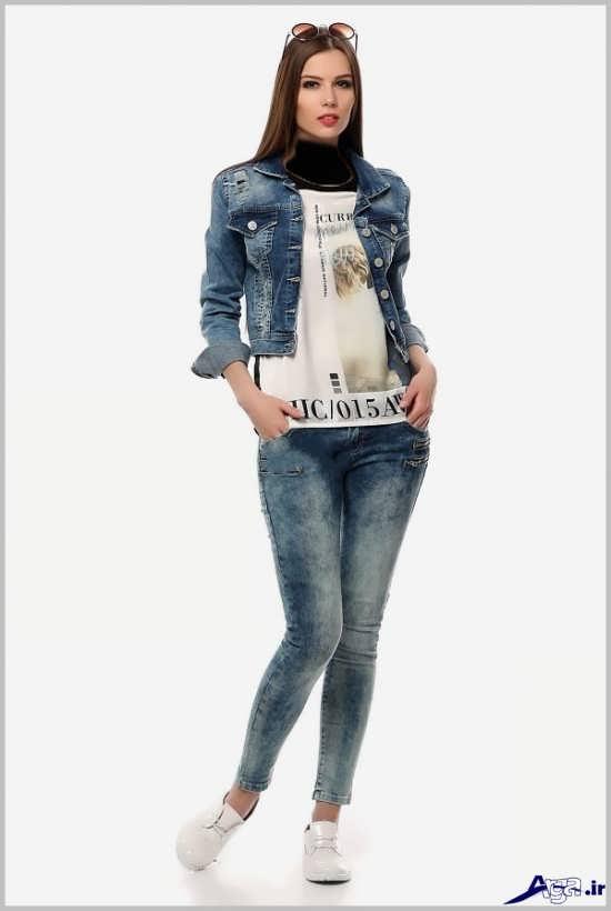 شیک ترین مدل لباس دخترانه اسپرت