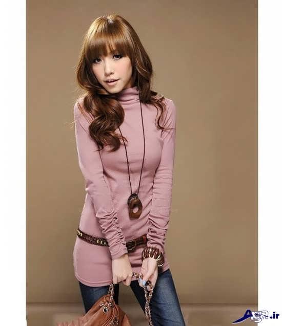مدل لباس دخترانه اسپرت بسیار زیبا و جذاب