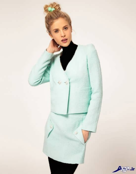 لباس اسپرت زیبا و جذاب دخترانه