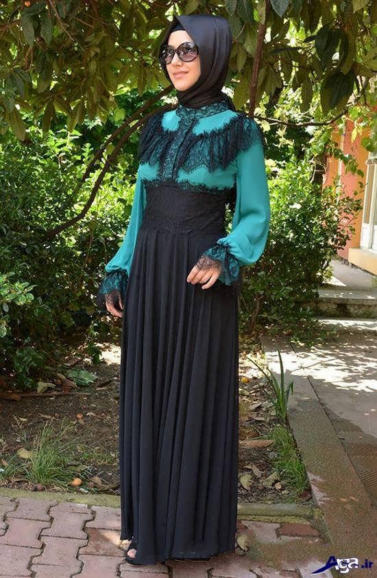 گالری زیباترین لباس های مجلسی دخترانه