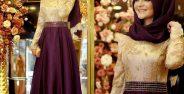 مدل لباس مجلسی دخترانه زیبا و پوشیده