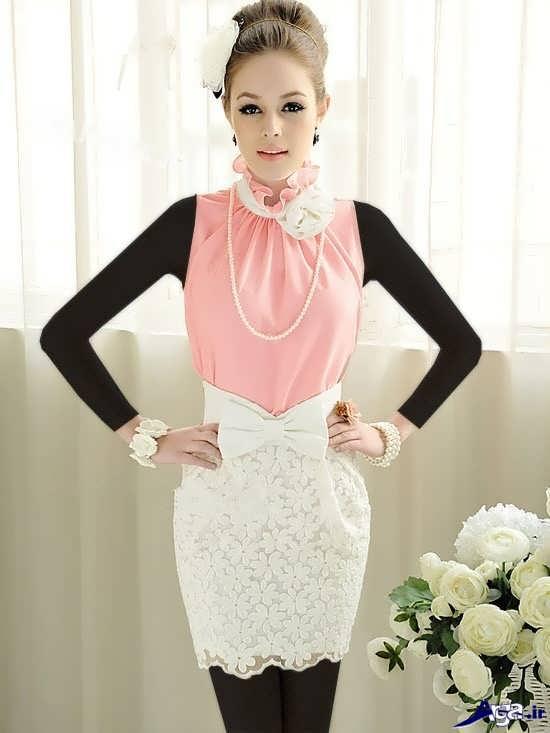 لباس مجلسی زیبا و جذاب دخترانه