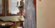 مدل لباس مجلسی پولکی زیبا و شیک زنانه و دخترانه