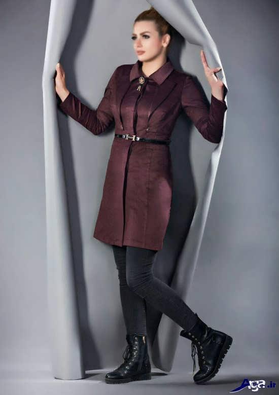 مدل مانتو دخترانه پاییزه بسیارزیبا