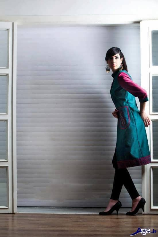مدل مانتو پاییزه دخترانه بسیار زیبا