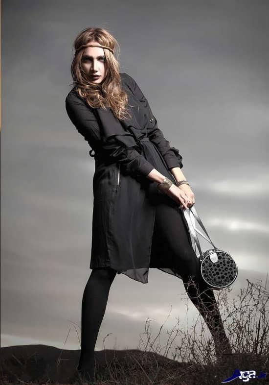 مدل مانتو پاییزه دخترانه بسیار زیبا و جذاب