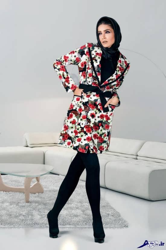 مدل مانتو پاییزه دخترانه بسیار شیک و جدید