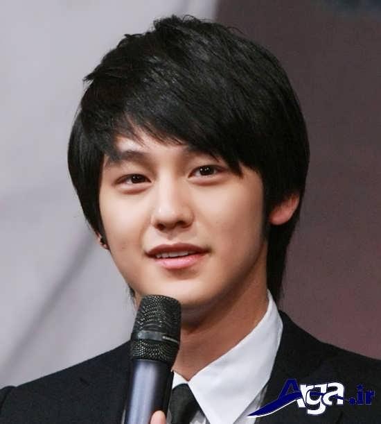 جدیدترین مدل مو مردانه کره ای