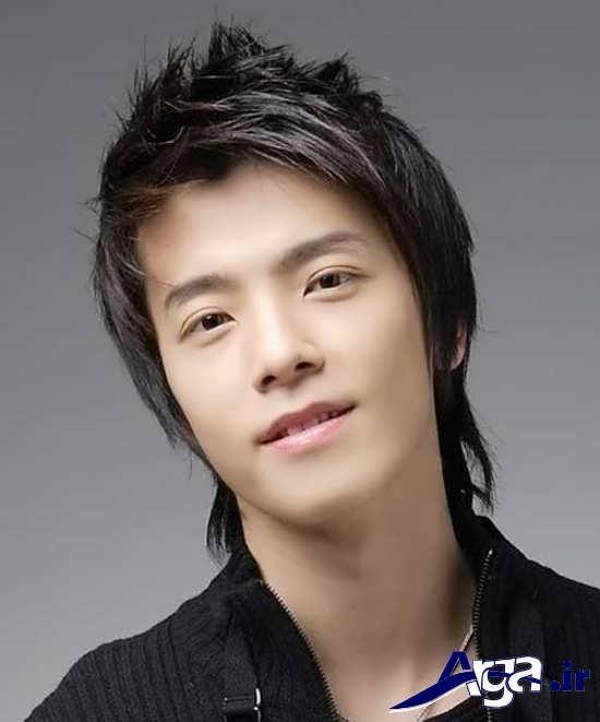 انواع مدل موهای کره ای مردانه زیبا