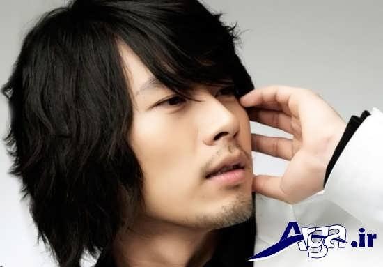 انواع مدل موی مردانه کره ای