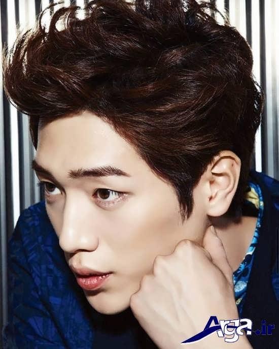 مدل موی مردانه کره ای جدید