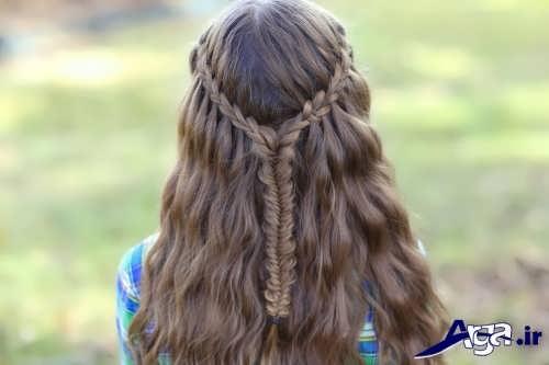 انواع مدل بافت مو