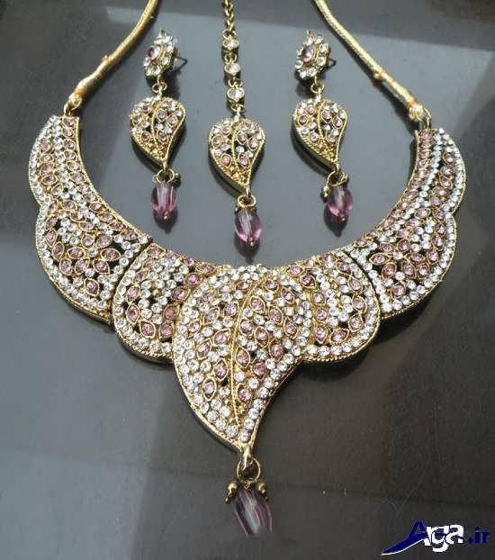 شیک ترین سرویس های طلا و جواهرات