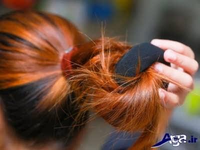 فر کردن موها با انواع روش های ساده و طبیعی