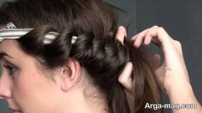 فر دادن آسان مو