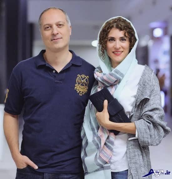 عکس های جالب ویشکا آسایش و همسرش