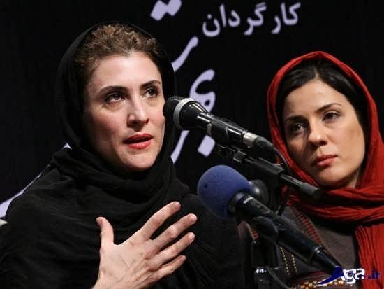 ویشکا آسایش و همسرش در مکان های مختلف