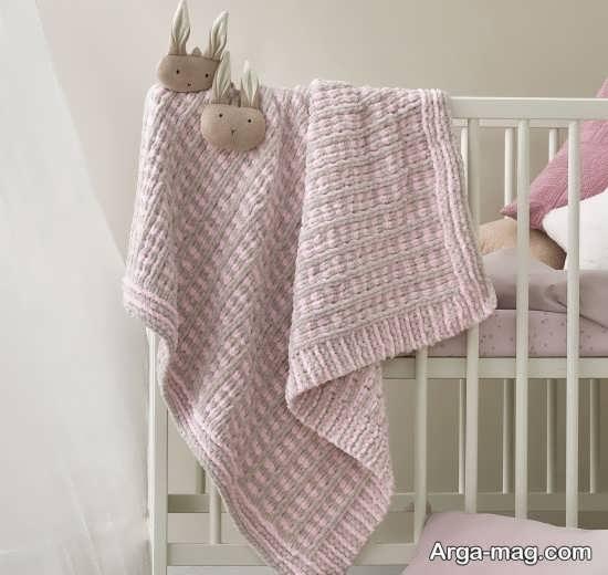 مدل پتوی دوست داشتنی نوزادان