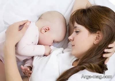 نیاز کودک به شیر بعد از یک سالگی