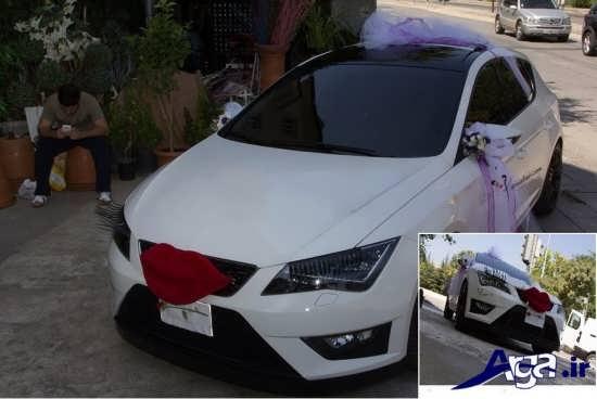 ماشین عروس فانتزی