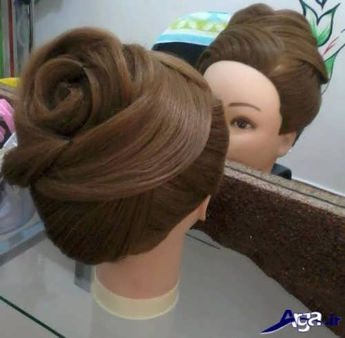 مدل های زیبا آرایش مو