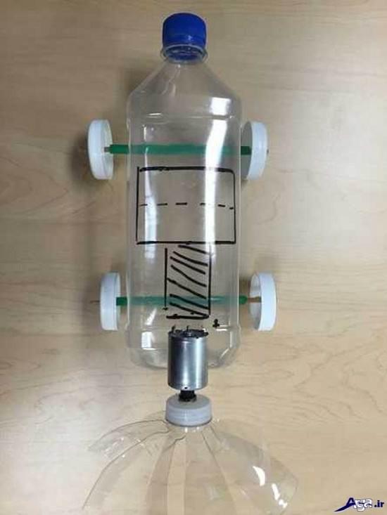 ساخت کاردستی ماشین برقی با ارمیچر