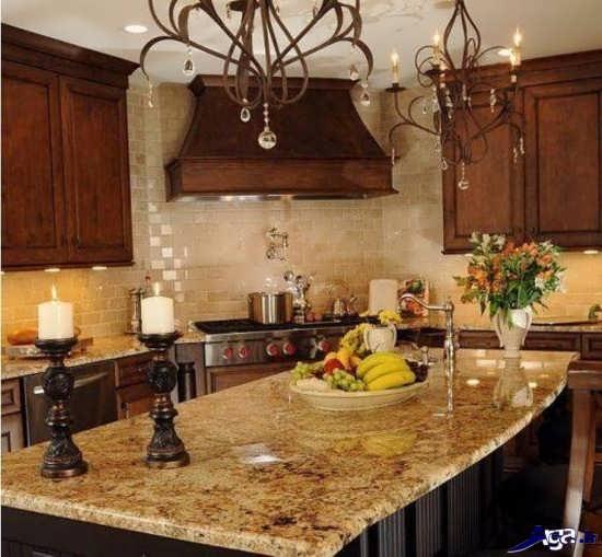 دیزاین اپن آشپزخانه جدید
