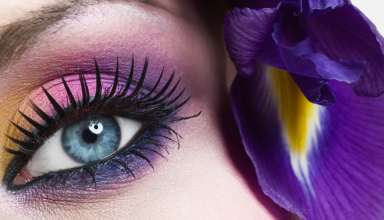مدل آرایش چشم 2017 حرفه ای و زیبا