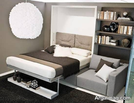 مدل تختخواب تاشو با طرحی به روز