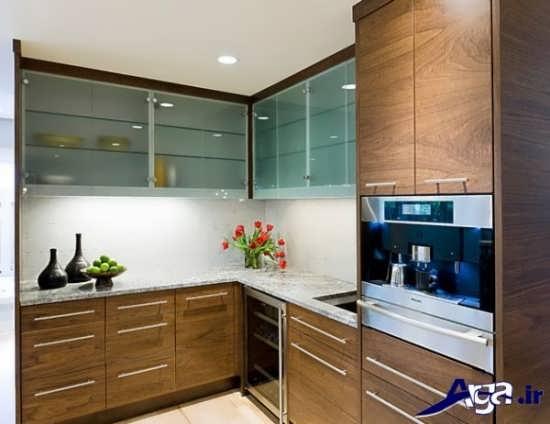 مدل کابینت آشپزخانه زیبا و لوکس