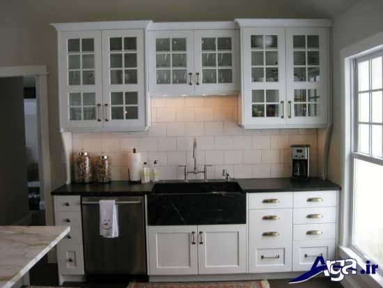 انواع مدل های جدید کابینت آشپزخانه