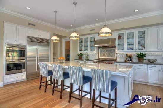 مدل های زیبا و جذاب کابینت آشپزخانه