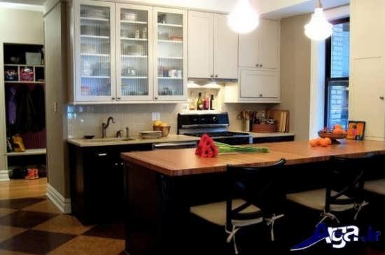 مدل های زیبا و مدرن کابینت آشپزخانه