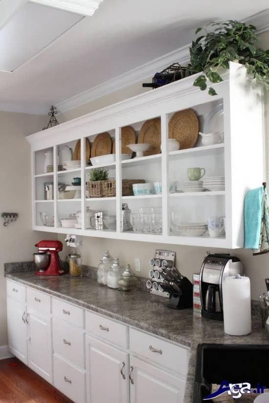 انواع مدل های شیک و متفاوت کابینت آشپزخانه
