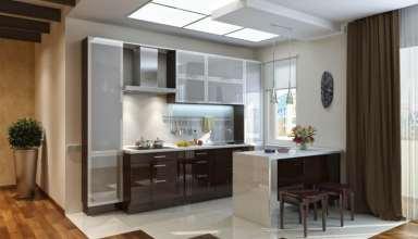 مدل کابینت شیشه ای با طرح های زیبا و متفاوت