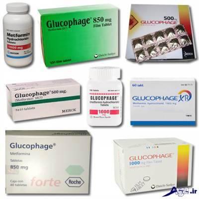 قرص گلوکوفاژ