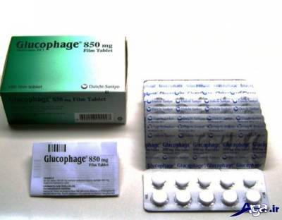 داروی گلوکوفاژ