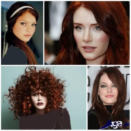 معرفی انواع رنگ موهای جدید سال 2017