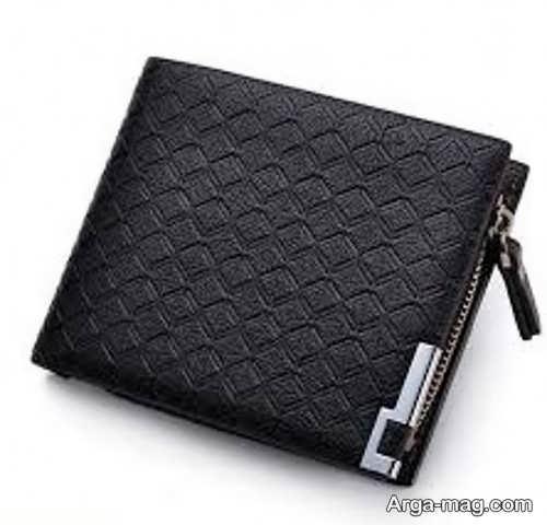 کیف پول چرمی دست ساز